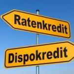 Minikredit oder Dispokredit?